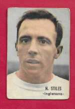 England Nobby Stiles Manchester United FH66
